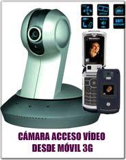 CÁMARAS IP 3G
