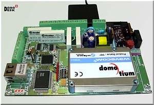 Hardware Domotium Alertas Domóticas