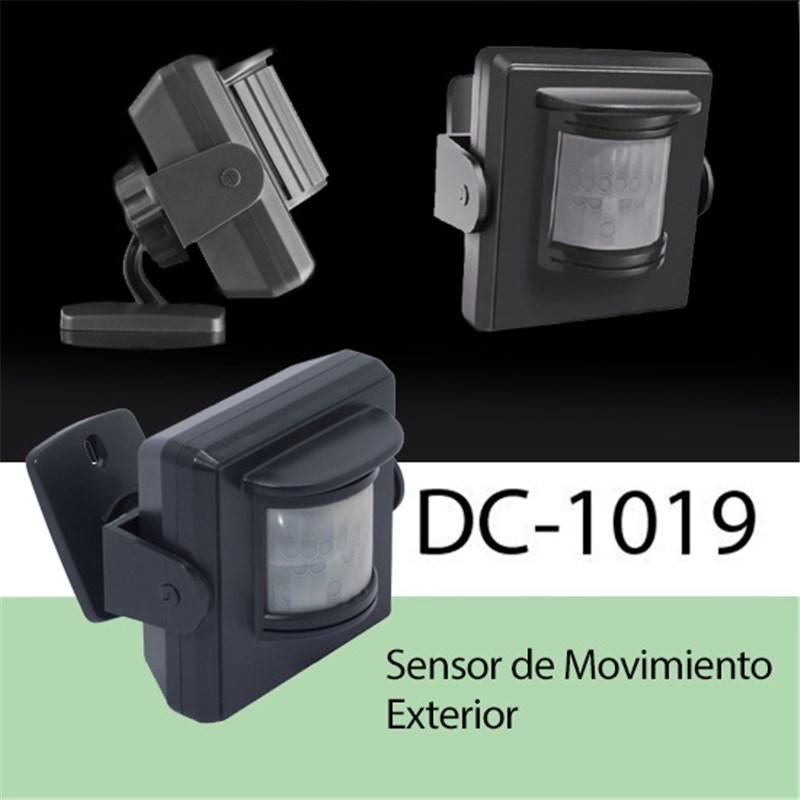 sensor de movimiento inal mbrico para exteriores
