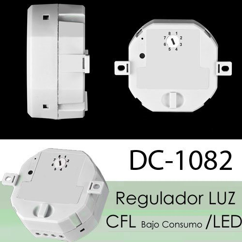 Regulador luz bajo consumo o led - Halogenos led bajo consumo ...
