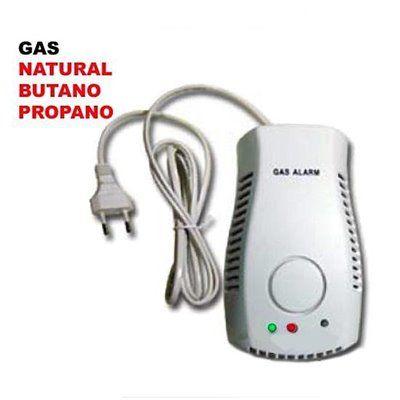 Tipos de gas domestico